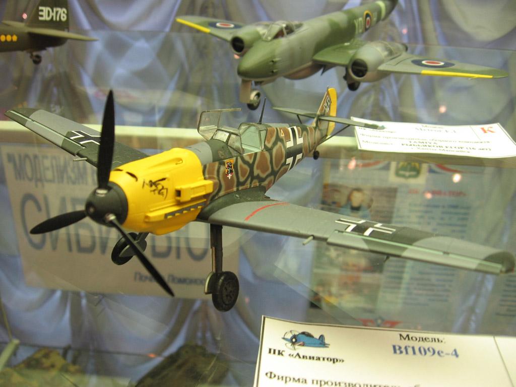 Bf 110 fw190 модели японских самолетов